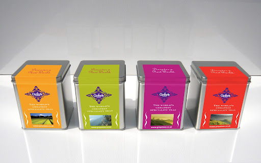 125 gram tins with labels 2